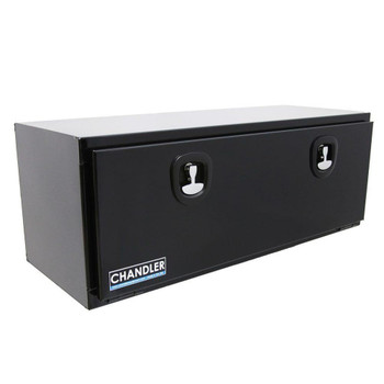 18 in. x 18 in. x 48 in. Steel Drop Down Door Style Toolbox