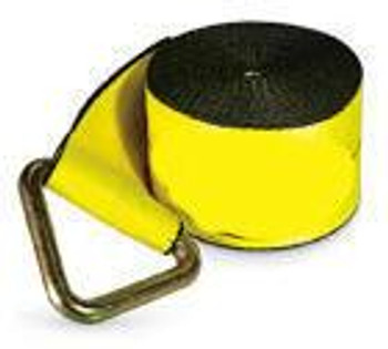 4 in. x 30 ft. Delta Ring Winch Strap