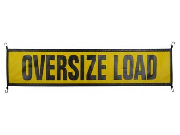 Oversize Load Sign