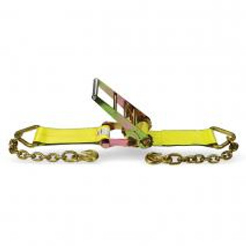 4 in. x 30 ft. Chain Anchor Ratchet Strap Assembly