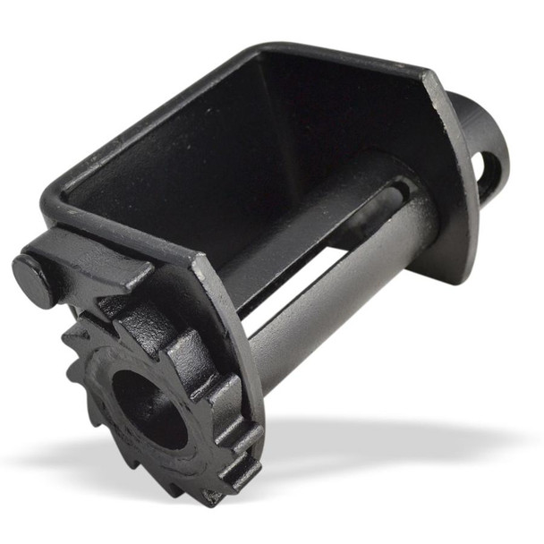 Side Mount Portable Winch w/Bolts. Free Shipping!
