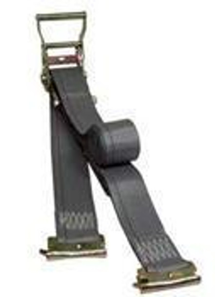 16 ft. E or A Track Ratchet Strap