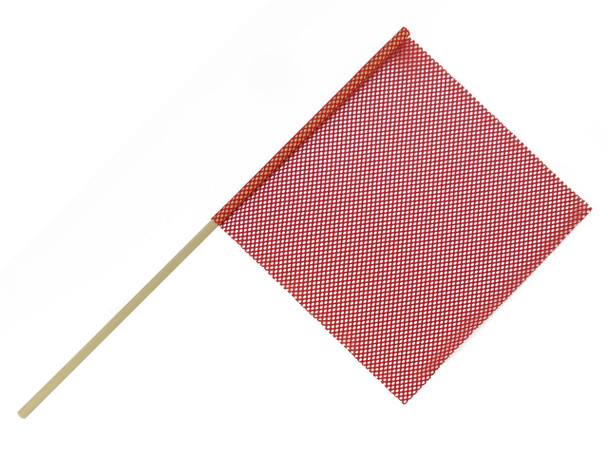 Dowel Warning Flag
