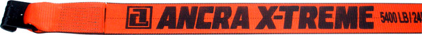 Ancra X-treme Winch Strap with Flat Hook