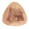 Hudson Copper Triangle Plate