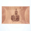 """Hudson Copper 9"""" x 14"""" Recognition Tray"""