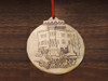 Custom Bronze Holiday Ornament