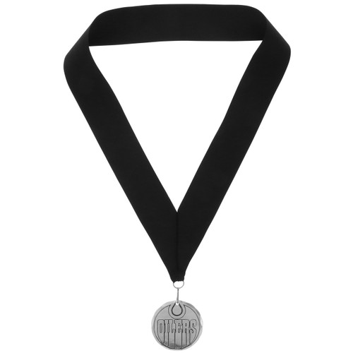 "2"" Aluminum Award Medallion with Neck Ribbon"