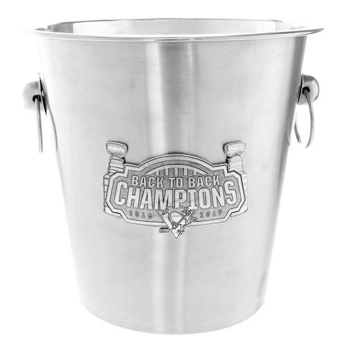 Custom Stainless Steel Wine or Champagne Bucket