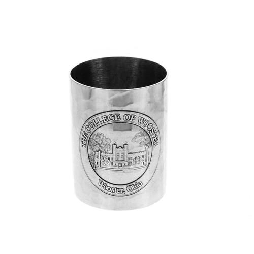 Custom Aluminum Pencil Cup
