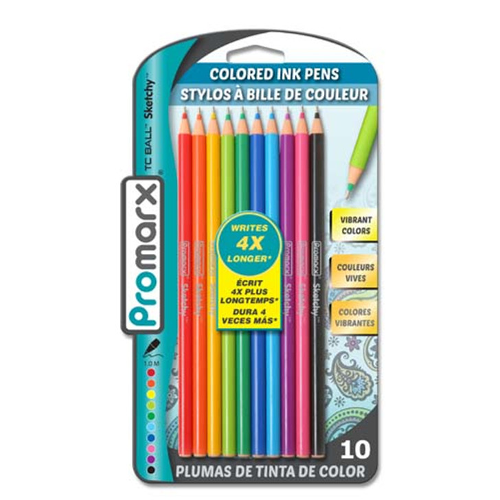 smooth coloring pens