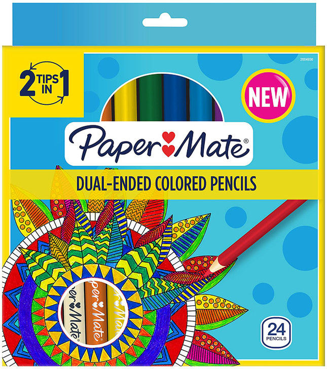 PaperMate Color Pencil