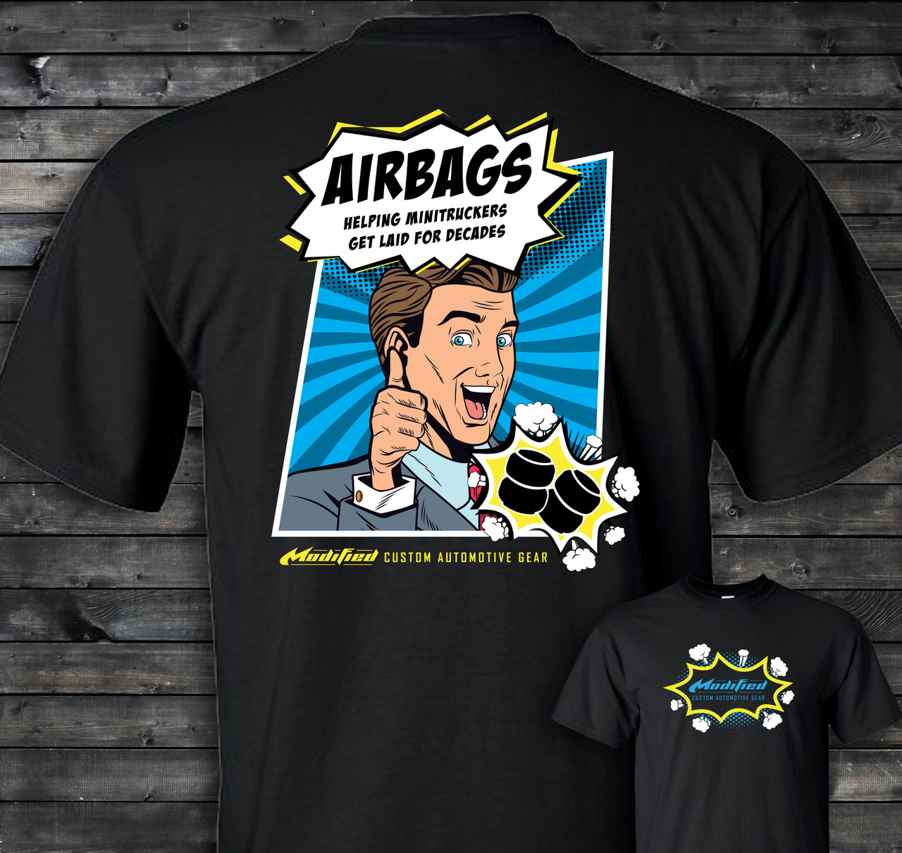 Modified T-Shirts