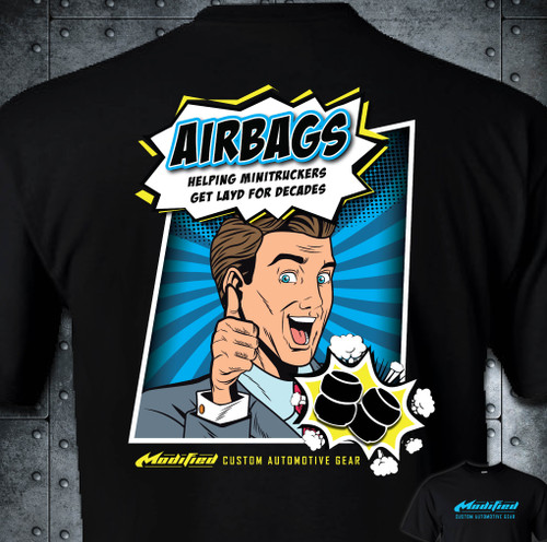 MODIFIED_AIRBAGS - SHIPPING INCLUDED IN $