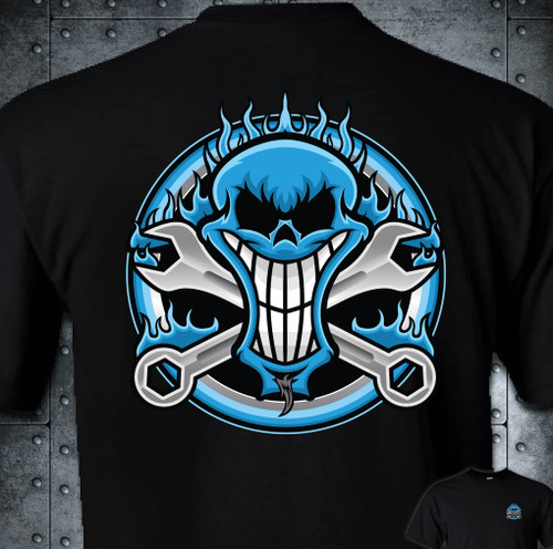 MODIFIED_SKULL LOGO - SHIPPING INCLUDED IN $