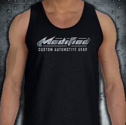 MODIFIED_TANK - BLK- RIVET LOGO - SHIPPING INCLUDED IN $
