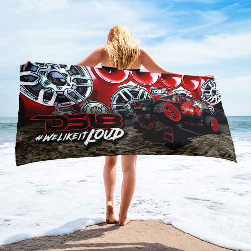 DS18 Beach Towels