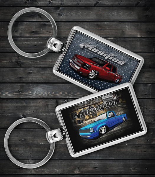 Your Ride on a Key Chain
