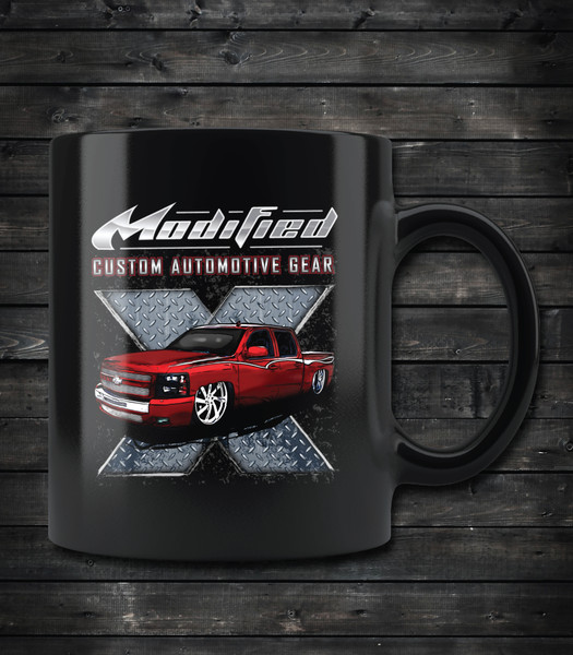 Your Ride on a 11oz Coffee Mug