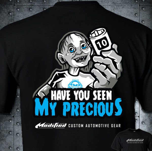 MODIFIED_HAVE YOU SEEN MY PRECIOUS-10MM - SHIPPING INCLUDED IN $