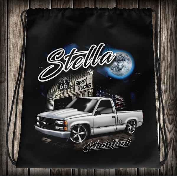 Street Trucks Mag - Stella Show Bag