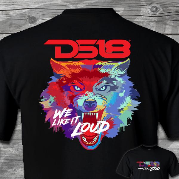 DS18 T-Shirt - Wolf