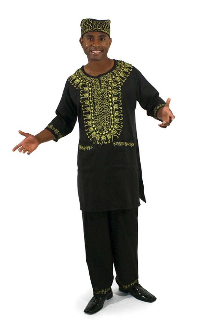 Men's African Fashions