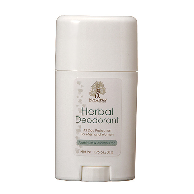 Herbal, Effective, and All Natural Stop odors on contact with this all-natural, conditioning deodorant. Gives you reliable protection that lasts all day with the healing qualities of vitamin E and chamomile extract.