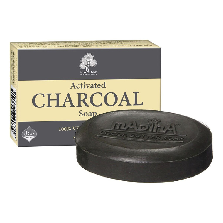 Activated Charcoal Soap-3.5 oz.