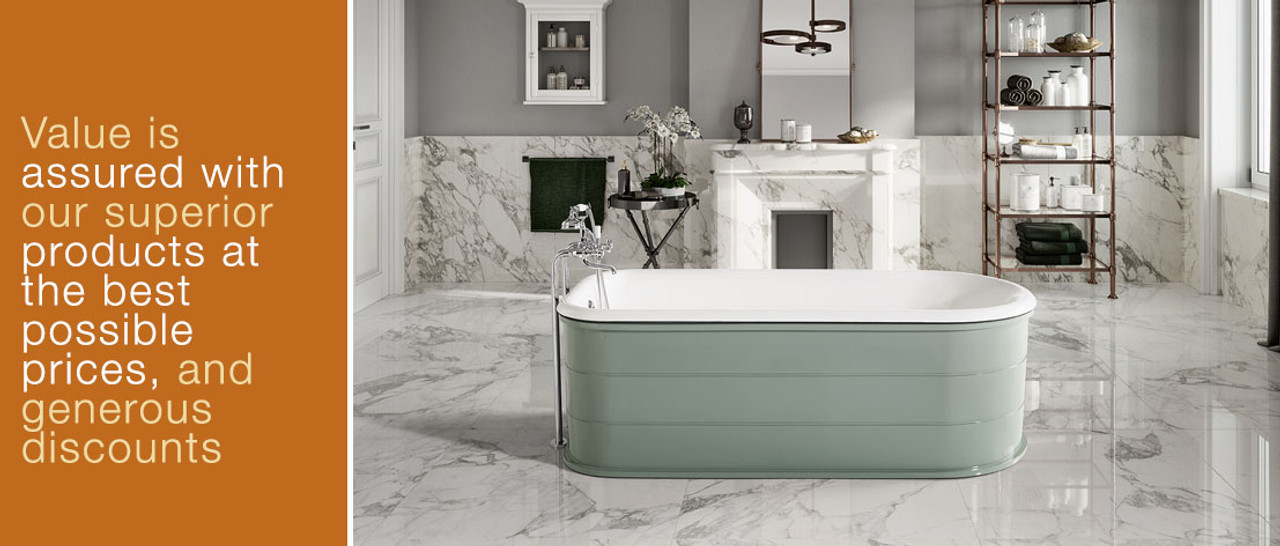 Luxury Bathrooms, Designer Bathrooms - Aston Matthews