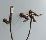 Bronze taps