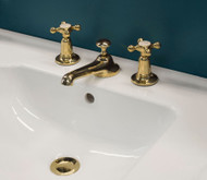 Finishes For Brass Taps