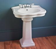 Classic Pedestal Basins