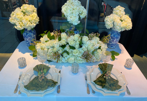Cloud 9 Event Floral Centerpiece