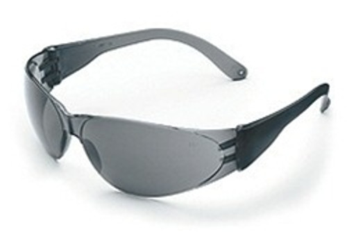 SAFETY GLASSES, GREY LENS