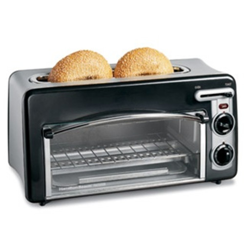 Hamilton Beach  Toastation® Toaster & Oven - Black