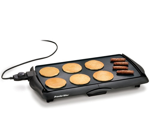 Proctor Silex Electric Griddle