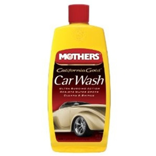 Mothers California Gold Car Wash Cleaner