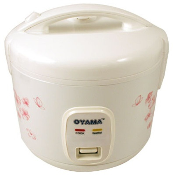 Oyama Deluxe Rice Cooker - 6 Cups