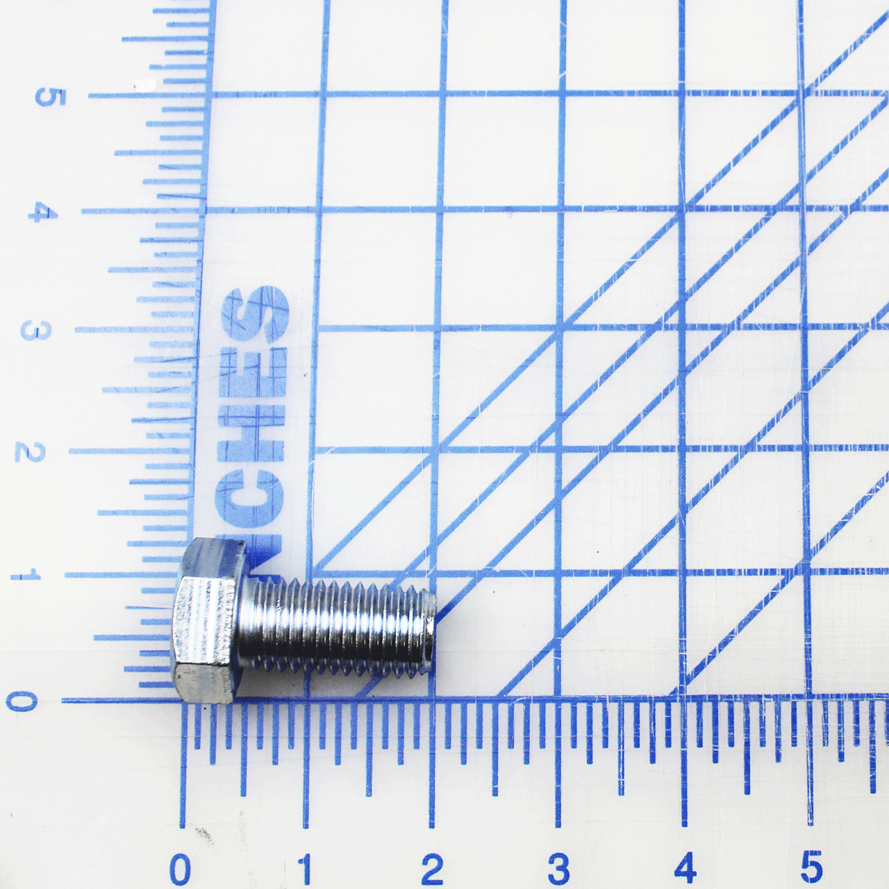 Sechskantschraube 3//4-10 UNC x 1 1//4 Grd Hex Head Cap Screw FT 5 verzinkt
