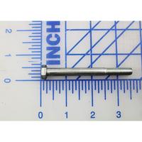 Cap Screw, 5/16-18 UNC x 3-1/4 in., Grade 2, Zinc Plated