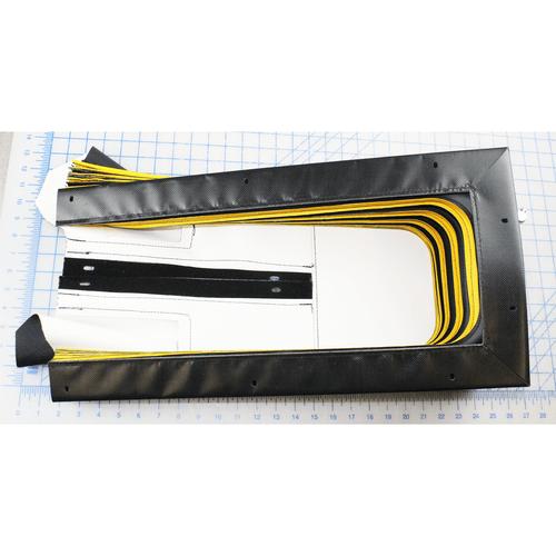 Bellows W/ 1 X 13=1/2 Velcro Strips
