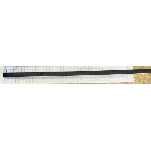 "Brush Weatherseal, 1.50"" x 81.25"""