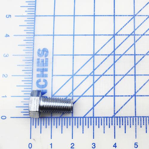 HEX HEAD CAP SCREW 3/4-10 UNC X 1.50, GRADE 5, ZINC PLATED