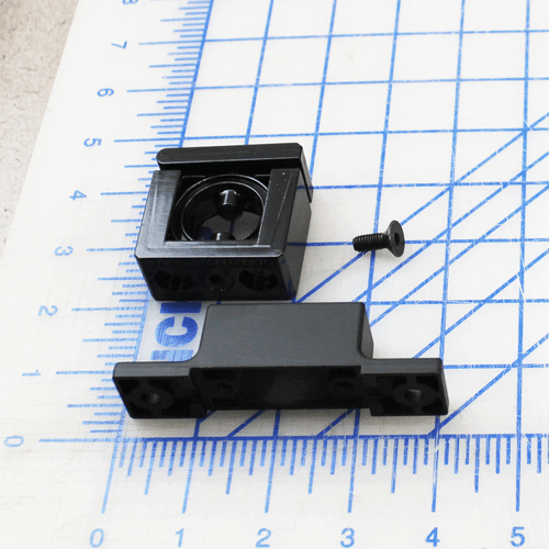 BRACKET, QUICKCLAMP WALL MOUNTING
