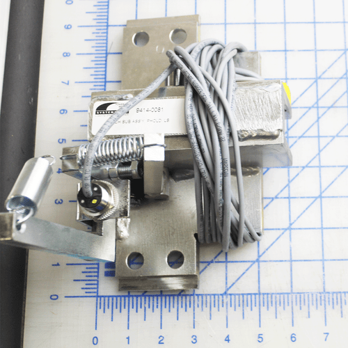 LATCH SUB ASSEMBLY, PHOLD, LS