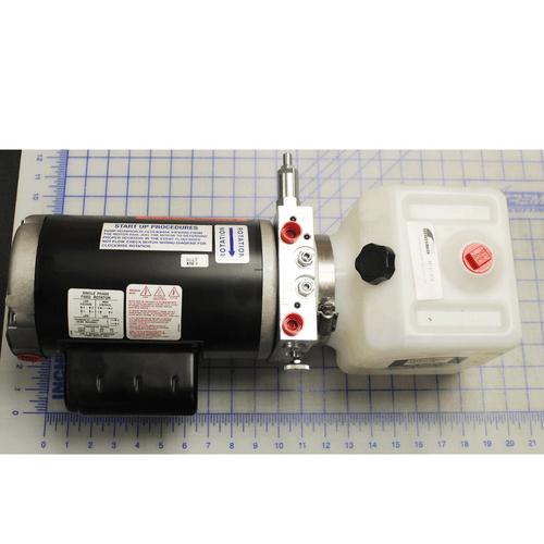 Motor Pump Assembly Bucher, 1PH