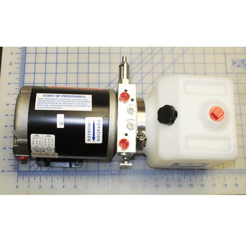 Motor Pump Assembly Bucher, 3PH