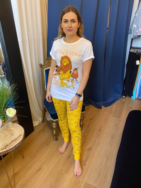 'Hakuna Matata' Official Disney Lion King Pyjama Set