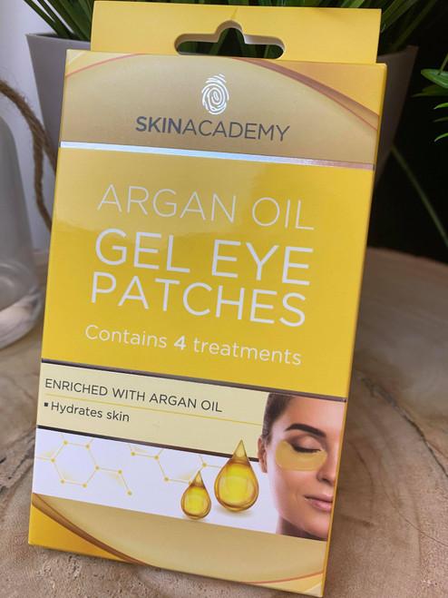 Skin Academy Argan Oil Gel Under Eye Patches